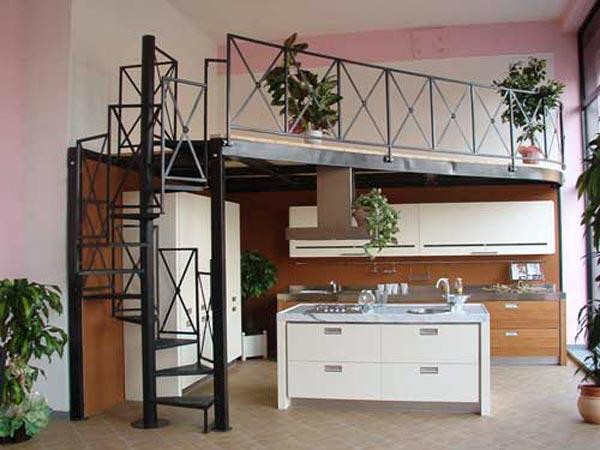 Costo soppalco top esaminare la pittura x monolocale una for Costo medio per costruire una casa con 4 camere da letto