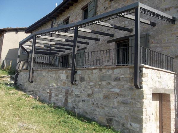 Telai strutture portanti in ferro per macchine alimentari for Strutture in ferro per case