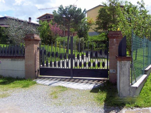 costruzione-cancelli-in-ferro-zincati-Reggio-Emilia